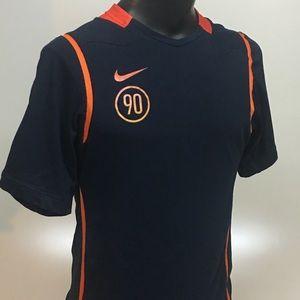 Nike 90 short sleeve shirt small.